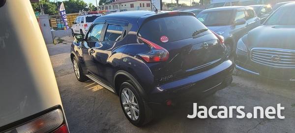 Nissan Juke 1,5L 2015-4