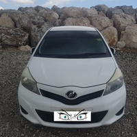 Toyota Vitz 3,3L 2013
