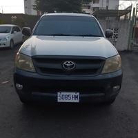 Toyota Hilux 2,5L 2007
