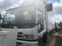 Isuzu Box Body Truck 5,2L 2007