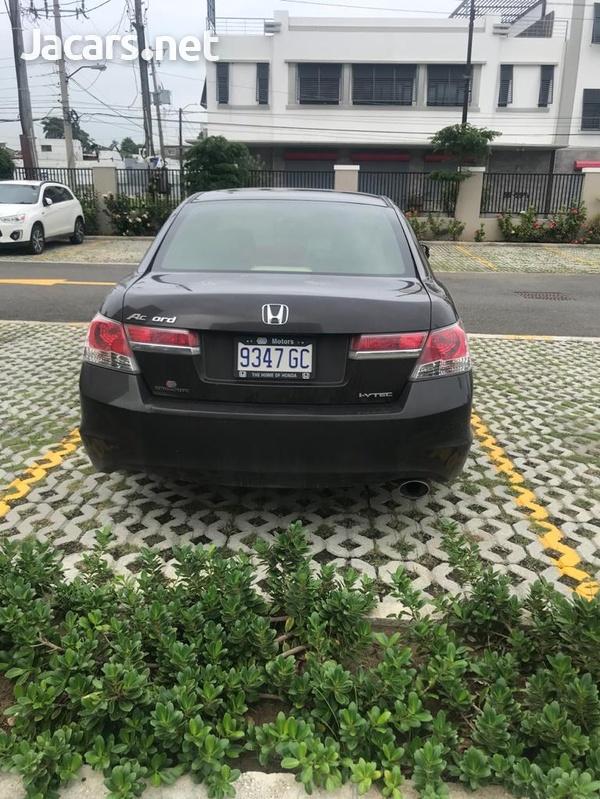 Honda Accord 2,4L 2012-2