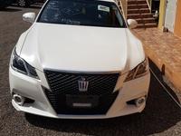 Toyota Crown 2,5L 2014