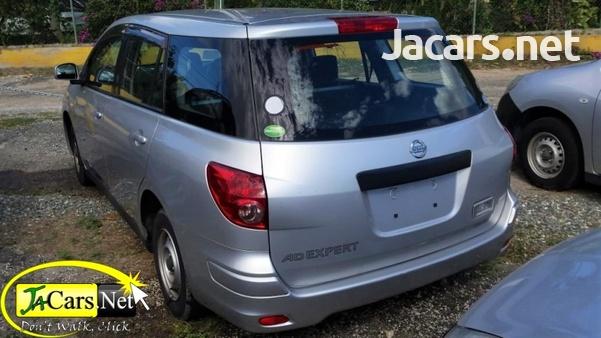 Nissan AD Wagon 1,4L 2013-5