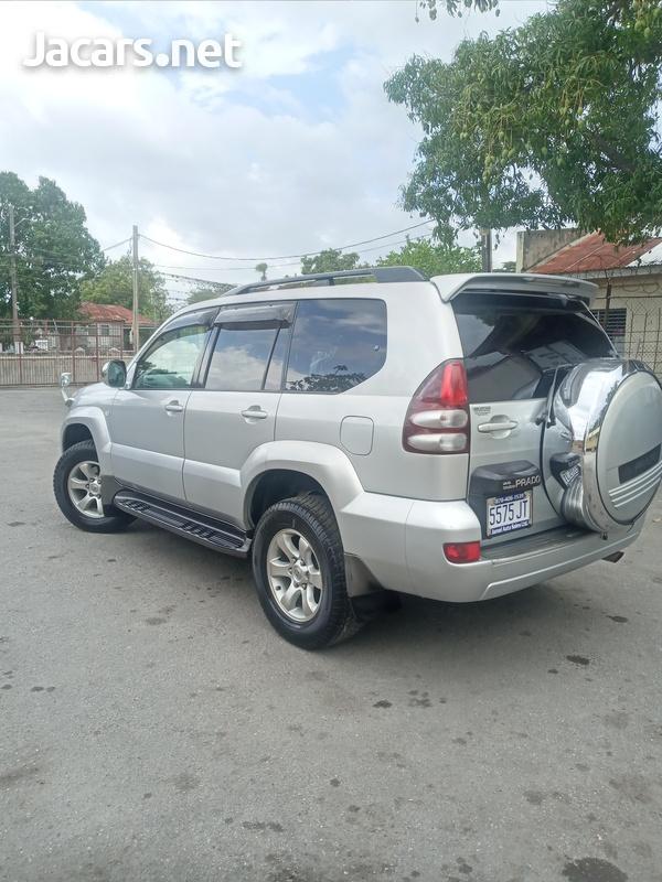 Toyota Prado 2,7L 2002-3