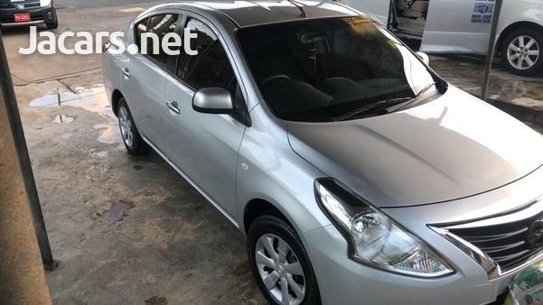 Nissan Latio 1,4L 2016-6