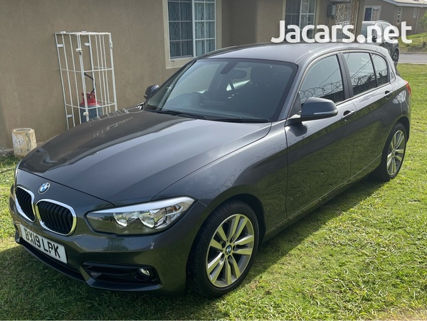 BMW 1-Series 1,5L 2019-8