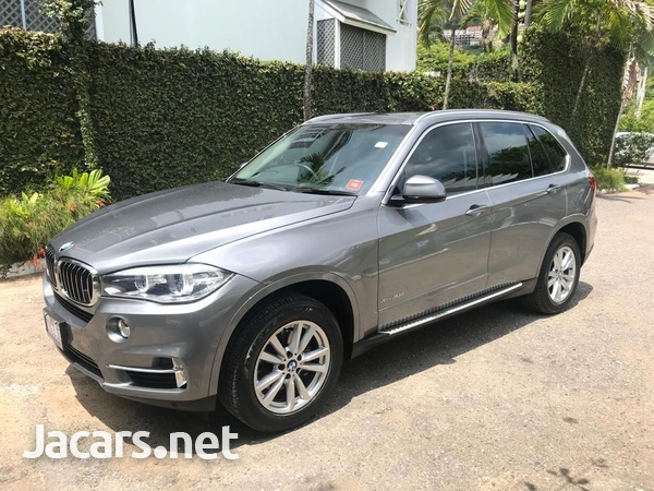 BMW X5 3,0L 2017-1