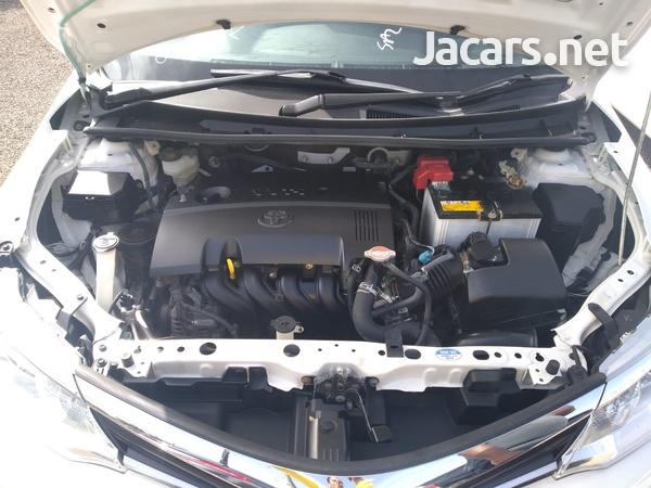 Toyota Fielder 1,5L 2016-7