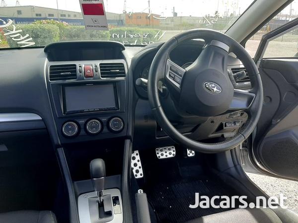 Subaru Impreza 1,6L 2012-8