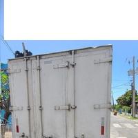 Isuzu Box Body Truck 2,5L 1997