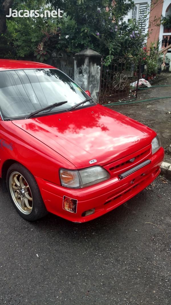Toyota Starlet 1,3L 1990-1