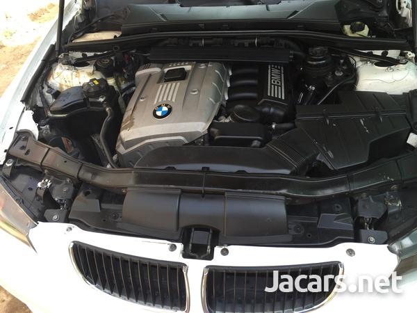 BMW 3-Series 3,0L 2006-2