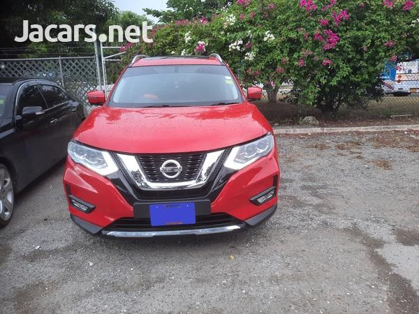 Nissan X-Trail 2,0L 2018-6