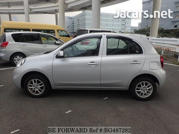 Nissan March 1,2L 2017-2