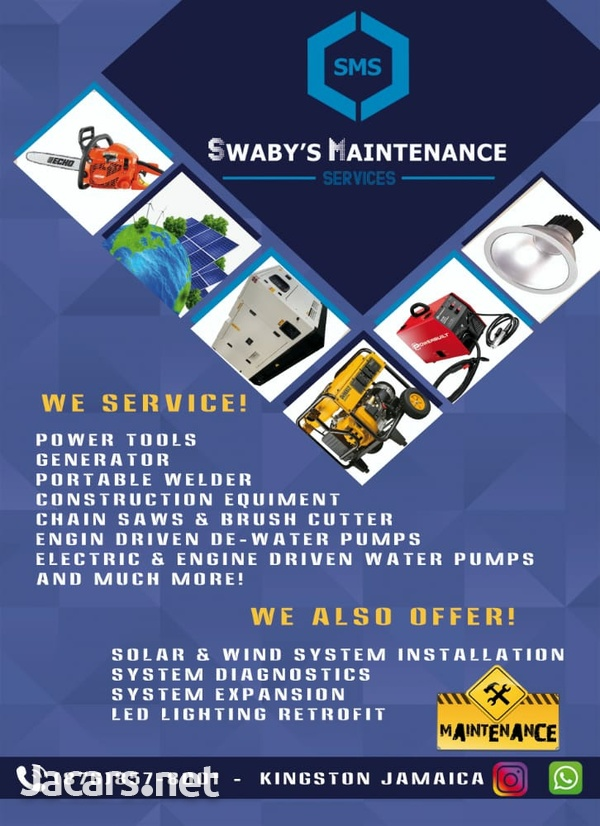 Swabys Maintenance Services-2