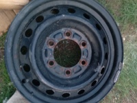 Toyota hiace original genuine rims