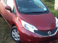 Nissan Note 1,6L 2015