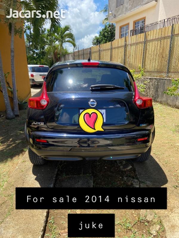 Nissan Juke 1,6L 2014-4