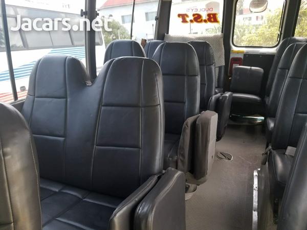 2006 Toyota Coaster Bus-2