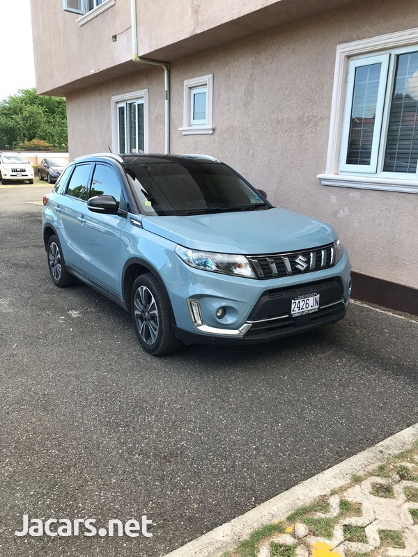 Suzuki Vitara 1,6L 2020-1