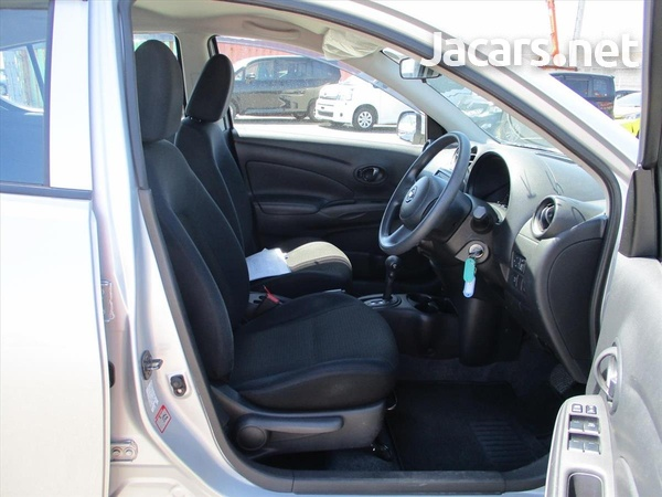 Nissan Latio 1,5L 2014-3