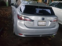 Lexus CT 1,8L 2011
