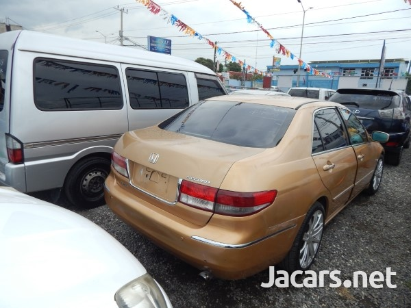 Honda Accord 1,5L 2003-3