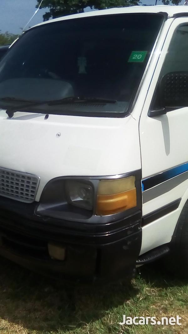 2001 Toyota Hiace Bus-2