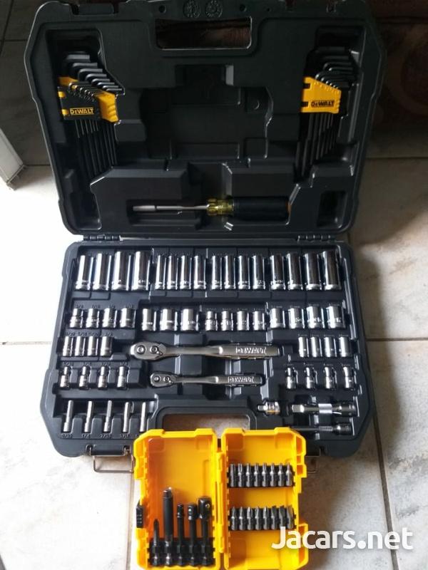 Dewalt 108pc tool set-1