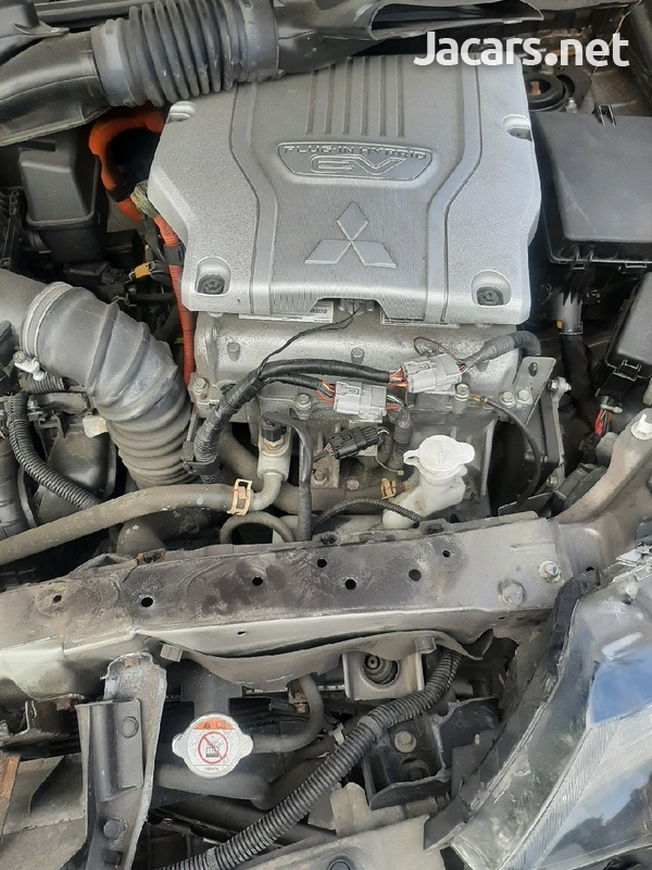 2016 mitsubishi outlander breaking for spare parts-10