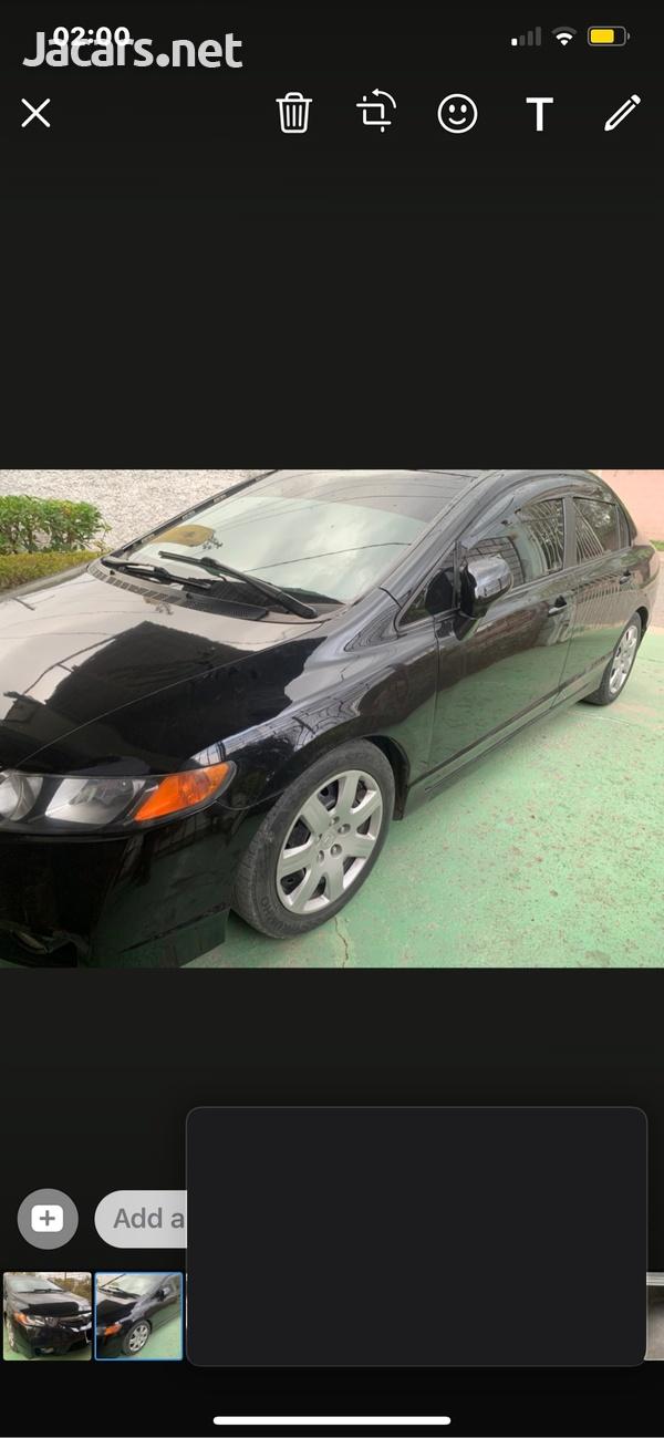 Honda Civic 1,8L 2010-2