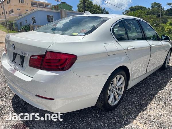 BMW 5-Series 2,0L 2012-7