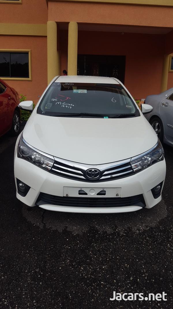 Toyota Corolla Altis 1,5L 2014-5