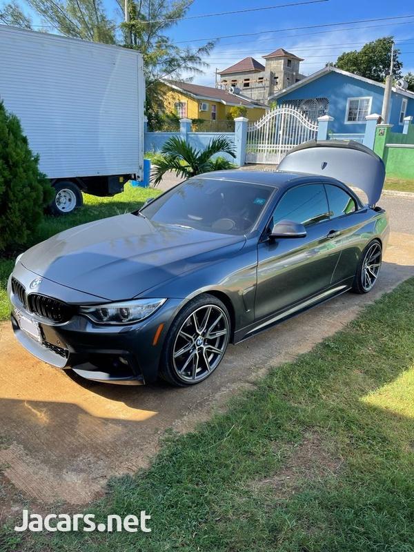 BMW 4-Series 2,0L 2015-7