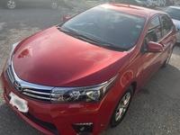 Toyota Corolla 1,6L 2016