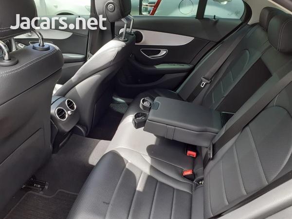 Mercedes-Benz C-Class 2,0L 2018-11