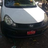 Nissan AD Wagon 1,5L 2013