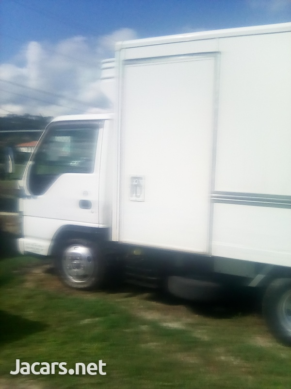 Isuzu freezer body Truck 2005-1