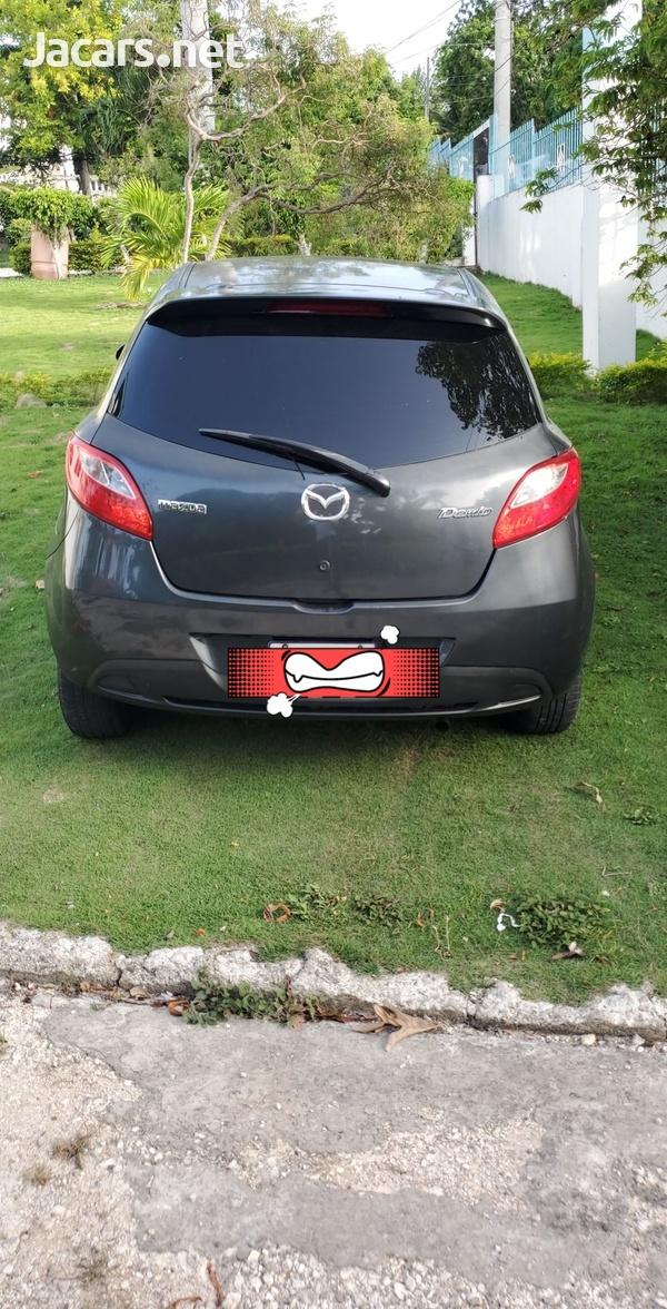 Mazda Demio 1,5L 2013-1