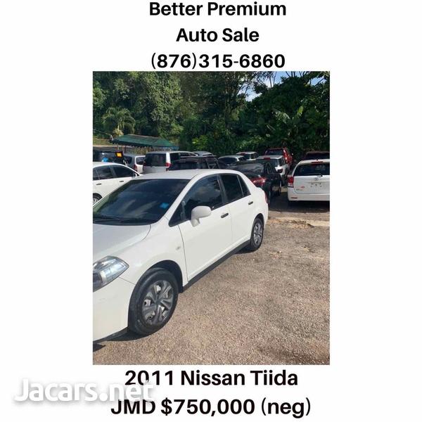 Nissan Tiida 1,6L 2011-1
