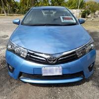 Toyota Corolla XLi 1,6L 2014