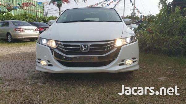 Honda Odyssey 2,0L 2012-3