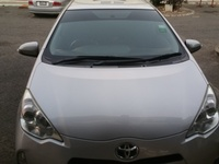 Toyota Aqua 1,3L 2012