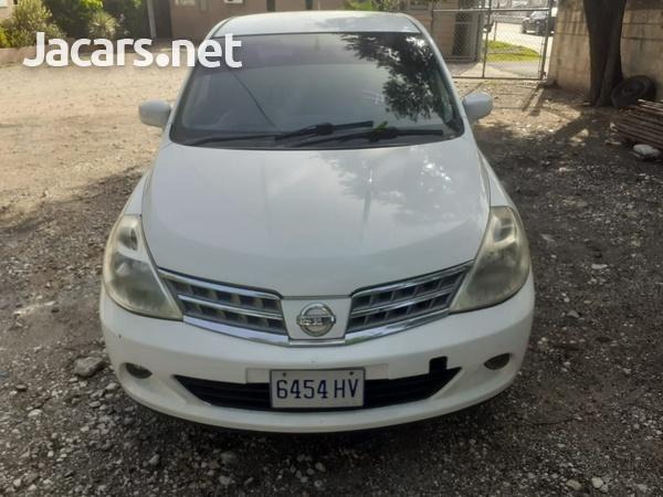 Nissan Tiida 1,5L 2009-1