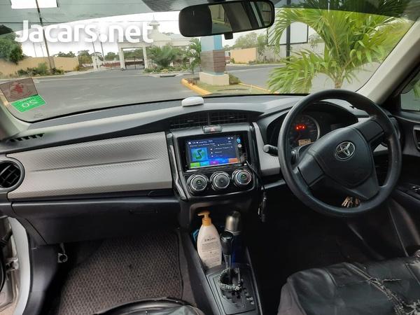 Toyota Axio 1,4L 2013-4