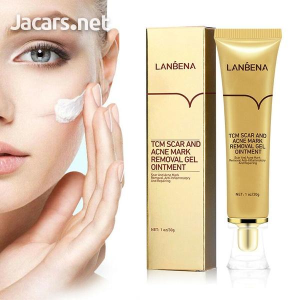 LanBeNa Scar Removal Cream/Gel For Acne Treatment Stretch Mark Cut Burn Spot-2