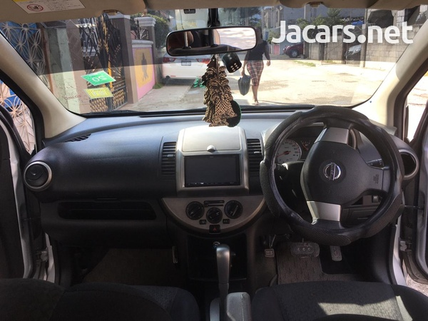Nissan Note 1,5L 2012-4