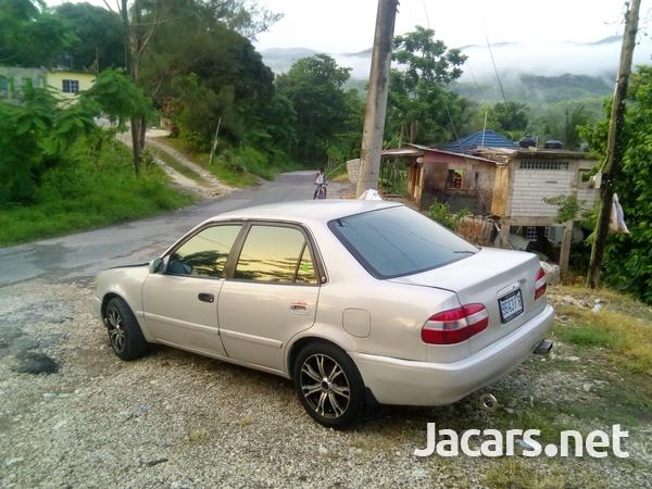 Toyota Corolla 1,2L 1996-3