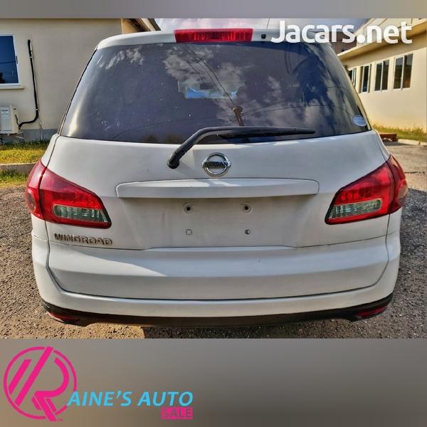 Nissan Wingroad 1,4L 2012-8
