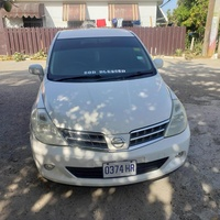 Nissan Tiida 1,8L 2012